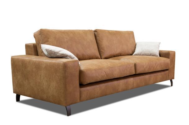 Wohnzimmer Vintage Style Reizend Sofa Vintage Look ...