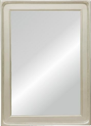 Spiegel mit handgefertigtem holzrahmen accessoires bei - Spiegel mit holzrahmen ...