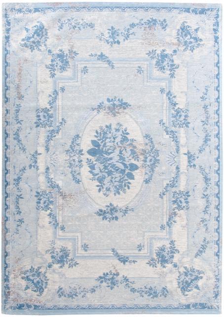 teppich vintage blau teppiche accessoires bei. Black Bedroom Furniture Sets. Home Design Ideas