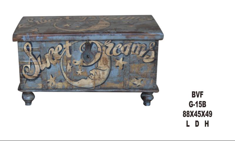 truhe massivholz sweet dreams truhen kleinm bel vintage m bel bei m belhaus hamburg. Black Bedroom Furniture Sets. Home Design Ideas