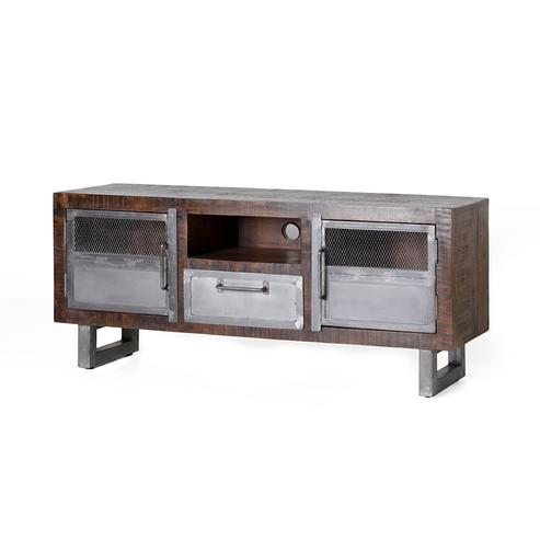 Tv Mobel Industrie Chic Industrial Sideboard Bei Mobelhaus Hamburg
