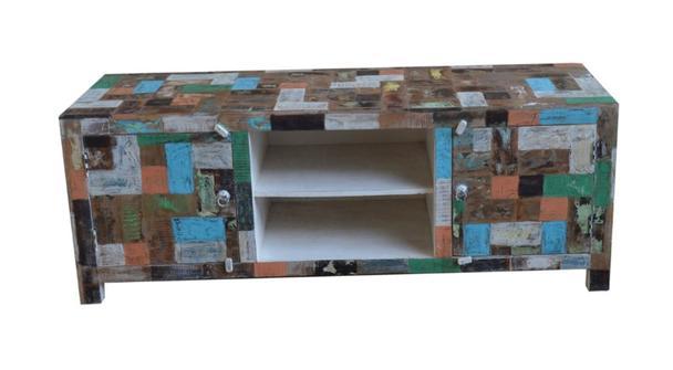 Tv sideboard bunt indisch schn ppchen d sseldorf sale for Sideboard indisch