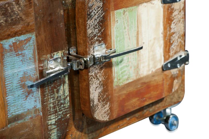 tv sideboard freezer kollektion industriell vintage. Black Bedroom Furniture Sets. Home Design Ideas