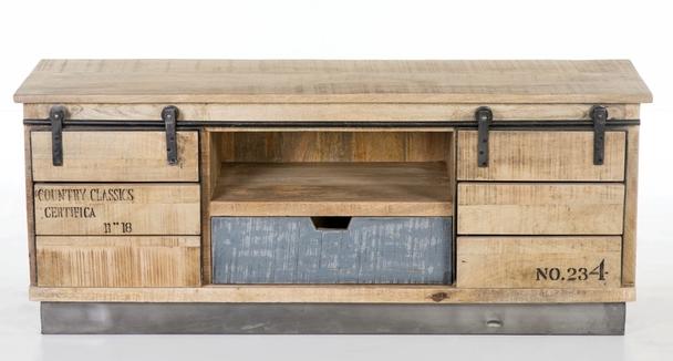 tv sideboard massivholz hamburg kommoden sideboards industrielle m bel bei m belhaus hamburg. Black Bedroom Furniture Sets. Home Design Ideas