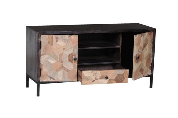 tv sideboard retro hamburg kommoden sideboards. Black Bedroom Furniture Sets. Home Design Ideas
