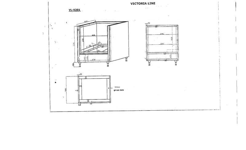 Unterschrank für einen Backofen - Küche - Landhaus Möbel bei ...
