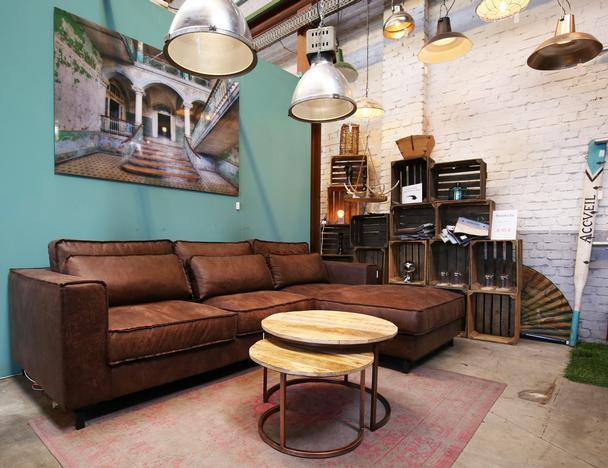 Vintage Sofalandschaft Berlin - Loungesofas - Sofas ...