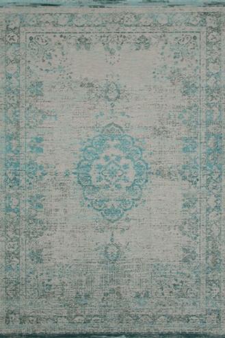 Teppich hamburg  Vintage Teppich Beige/Blau/Gün - Accessoires bei Möbelhaus Hamburg