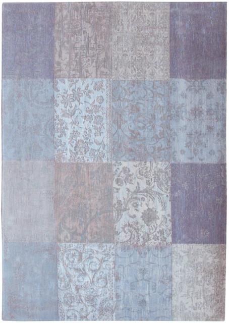 vintage teppich patchwork lavendel textilien wohnzimmer wohnbereiche bei m belhaus hamburg. Black Bedroom Furniture Sets. Home Design Ideas