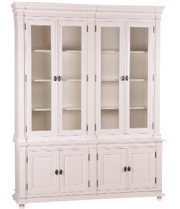 Wunderbar Wohnzimmerschrank Landhausstil Weiß Holländische Möbel