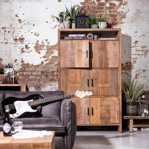 Wohnzimmerschrank Massivholz Hannover Schranke Vintage Mobel Bei